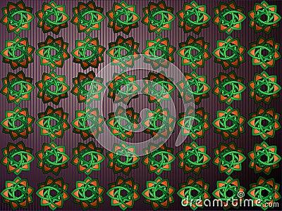 Intricate Weave Pattern