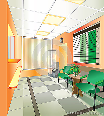 Int rieur d 39 h pital image stock image 34687091 for Interieur hopital