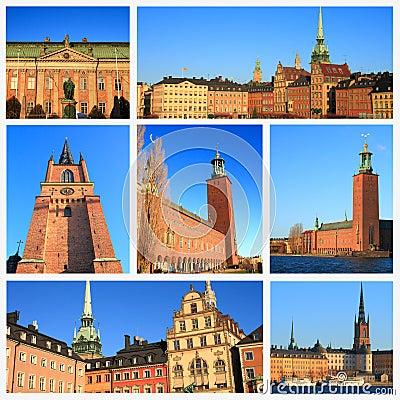Intryck av Stockholm