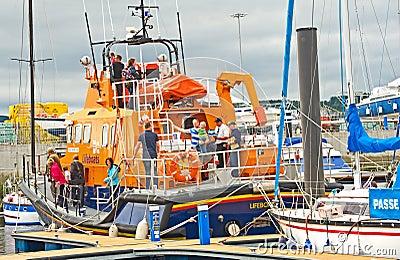 Inverness Boat Festival. Editorial Image