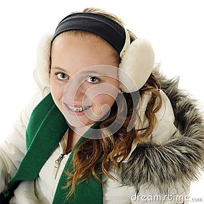 Inverno teenager