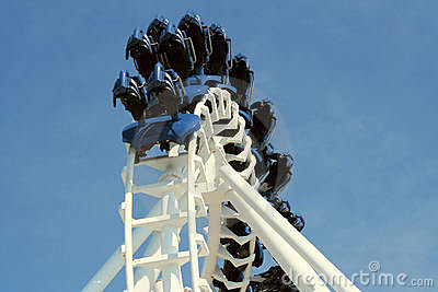 Inverted Roller Coaster