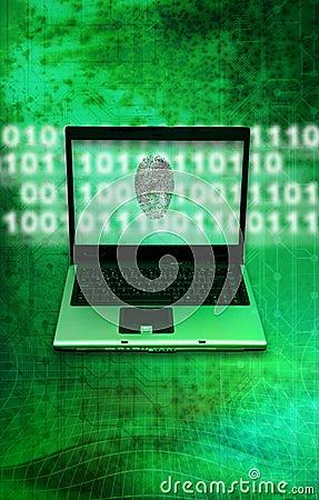 Investigação do crime do Internet
