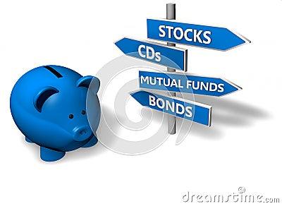 Investissement de Piggybank
