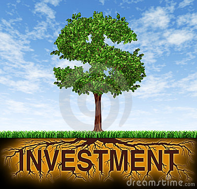 Investment and financial growth