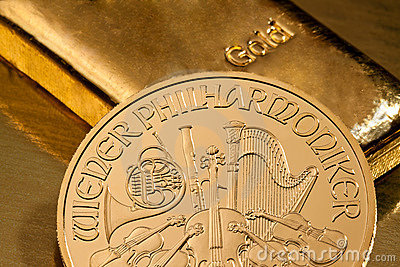 Investment in real gold than gold bullion and gold