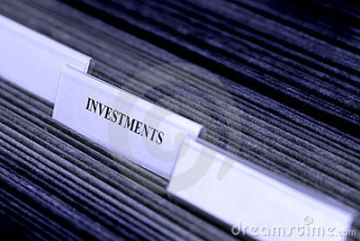 Investments Organized in Filings Tabs