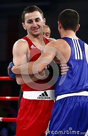 The Invincibles 6 Boxing Gala Editorial Photo
