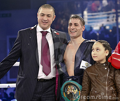 The Invincibles 6 Boxing Gala Editorial Photography