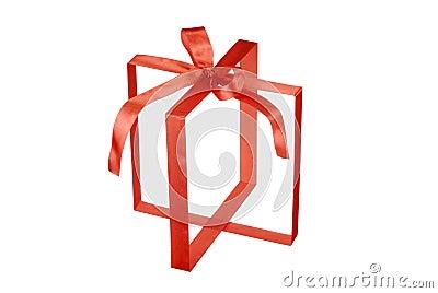 Invisible Gift Box