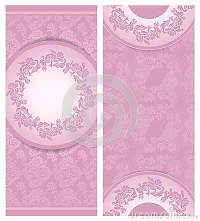 Invitation background, wedding greeting card