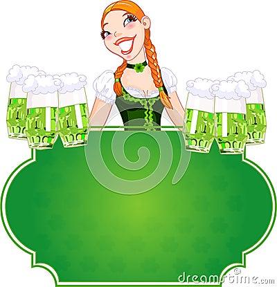 Invitation to the St. Patricks Day