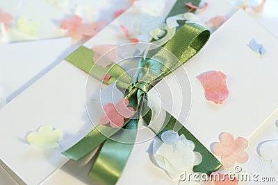 Invito di cerimonia nuziale