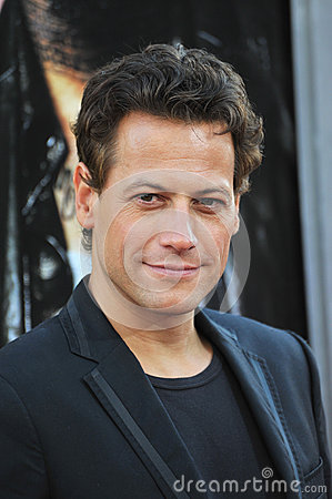 Ioan Gruffudd Editorial Stock Photo