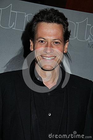 Ioan Gruffudd at the Treats! Magazine Spring Issue Party, Private Location, Beverly Hills, CA 05-10-12 Editorial Photo