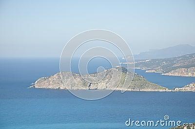 Ionian море