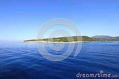 Ionian island