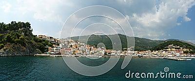 Ionian sea, island Paksos
