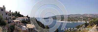 Ionian sea, island Parga