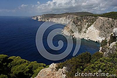 Ionian Sea Landscape