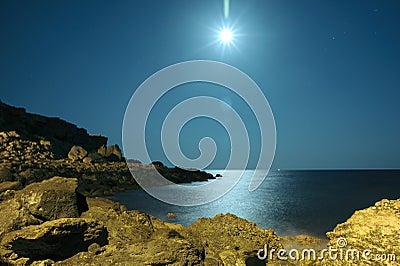 Ionian Sea at Le Castella