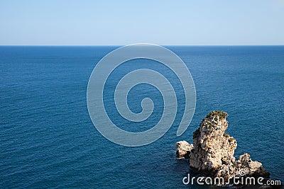 Ionian sea.