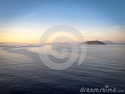 Ionische Overzees, Griekenland