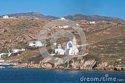 Ios, cyclades island