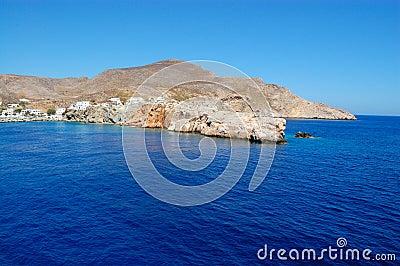 Greek island, iraklia