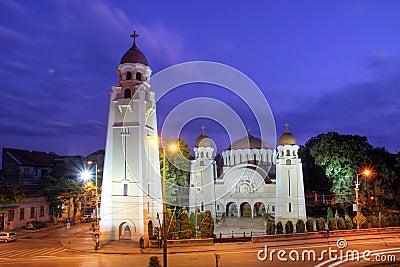 Iosefin Orthodox Church, Timisoara, Romania