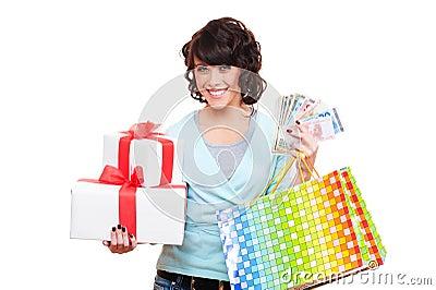 εύθυμα δώρα που κρατούν τ&iot