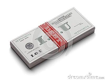 IOU Debt