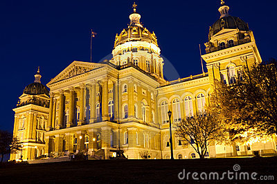 Iowa State Capitol Building