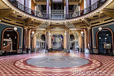 Iowa State Capitol Stock Photo Image 43315000