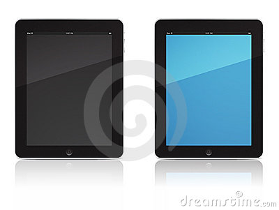 IPad vector Editorial Image