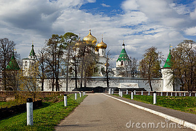 Ipatiev Monastery, Kostroma, RF