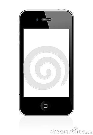 Iphone 4 Editorial Photo