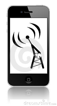 IPhone 4 antenna problem Editorial Image