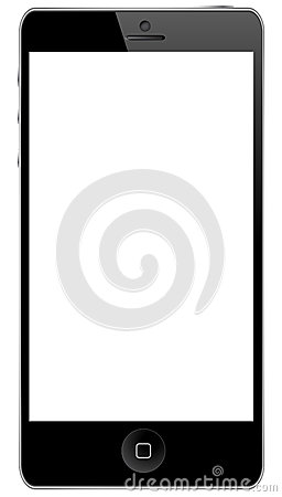 IPhone 6 Editorial Stock Image