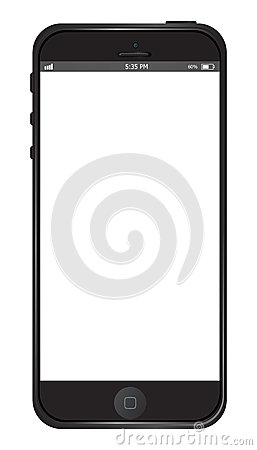 Iphone 5s Editorial Stock Image