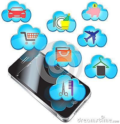 Iphone zakupy