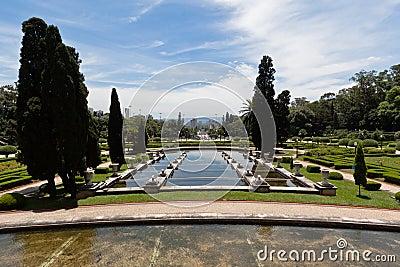 Ipiranga Palace Gardens Sao Paulo