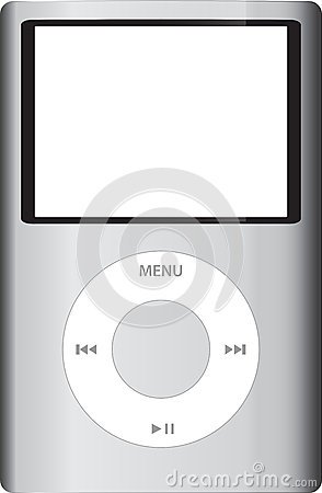 iPod Classic Editorial Stock Photo