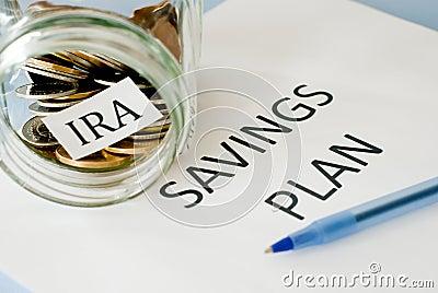 IRA savings plan