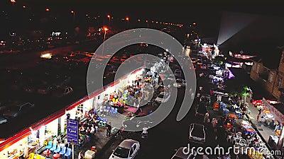 Iran Astara Staghore bazaar è anche chiamato Bazar russo - 20 luglio 2019 Iran Astara archivi video