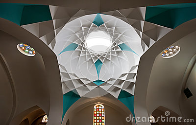 Iranian Architecture in Hammam Khan of Yazd