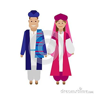 Iranian national dress