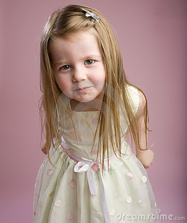 Irate Child