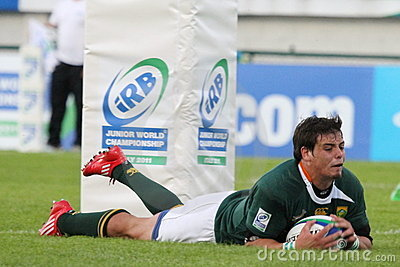 IRB Junior World Championship 2011 Editorial Photography