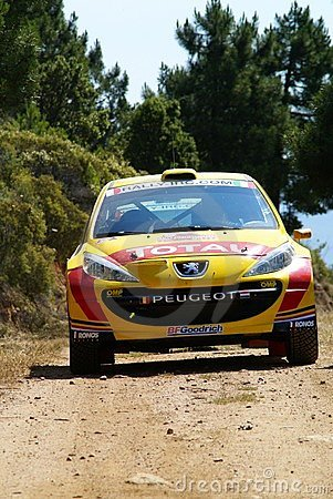 IRC 2010  - Neuville Thierry Editorial Stock Photo